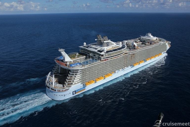 World's Largest Cruise Ships (2019)