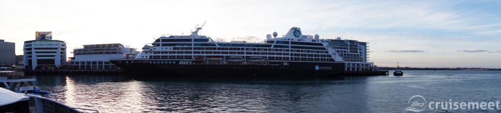 Azamara Journey in Auckland