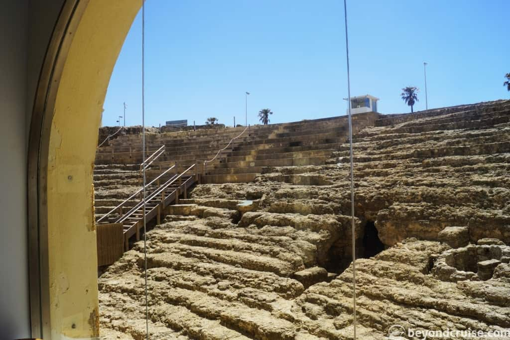 Cadiz Roman Theatre