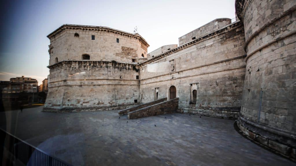 Port of Civitavecchia - Fortress Michelangelo