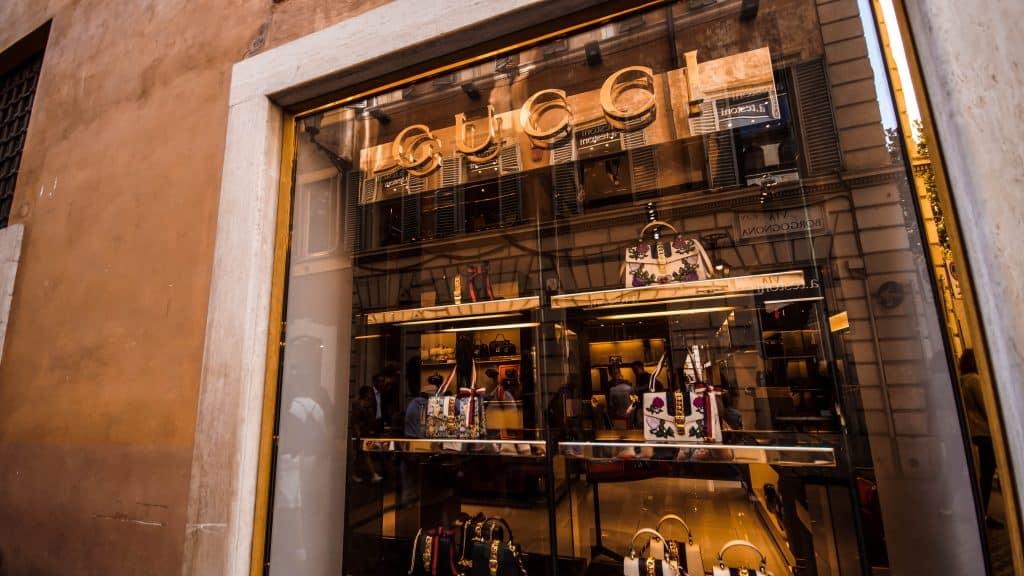 Rome - Designer shops