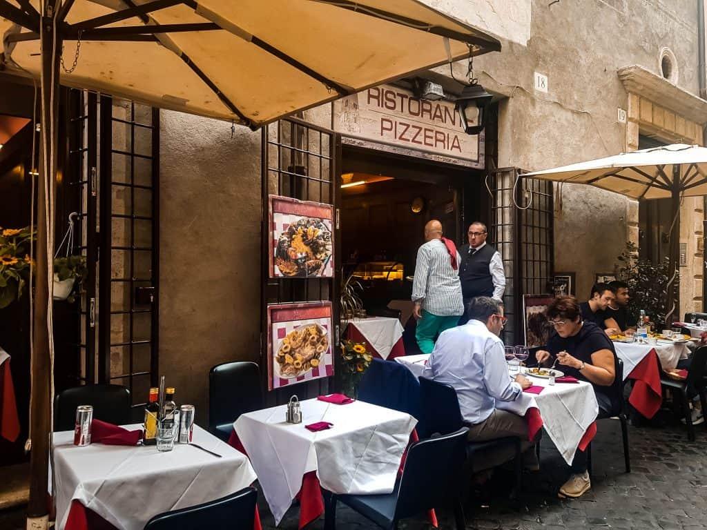 Rome - Ristorante Pizzeria