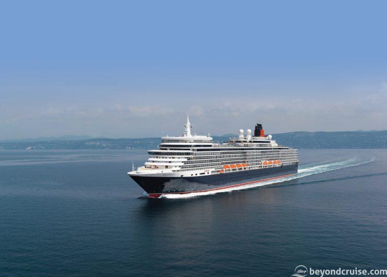 Cunard to sail full Alaska season in 2020