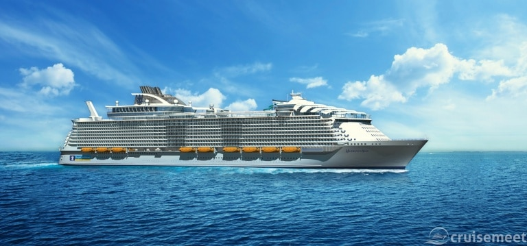 Harmony of the Seas preview