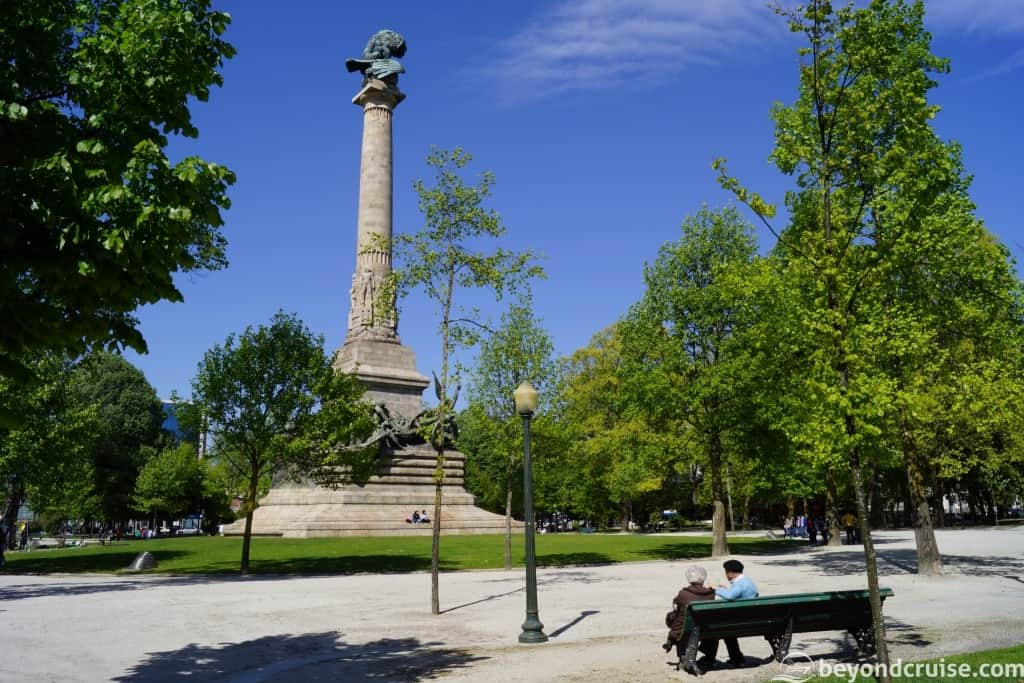 Heroes of the Peninsular War monument