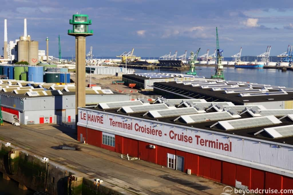 Le Havre terminal