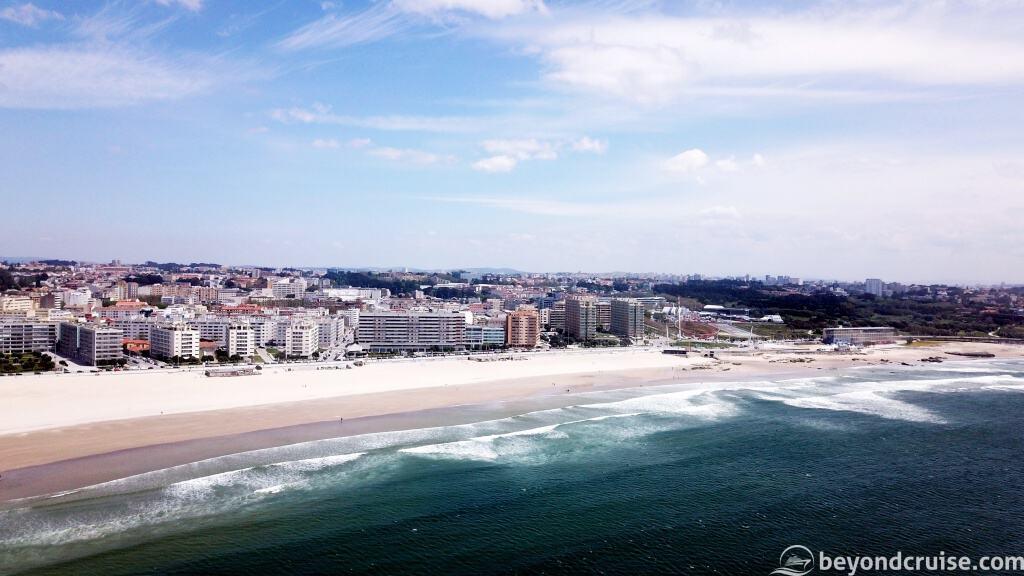 Matosinhos Beach, Portugal