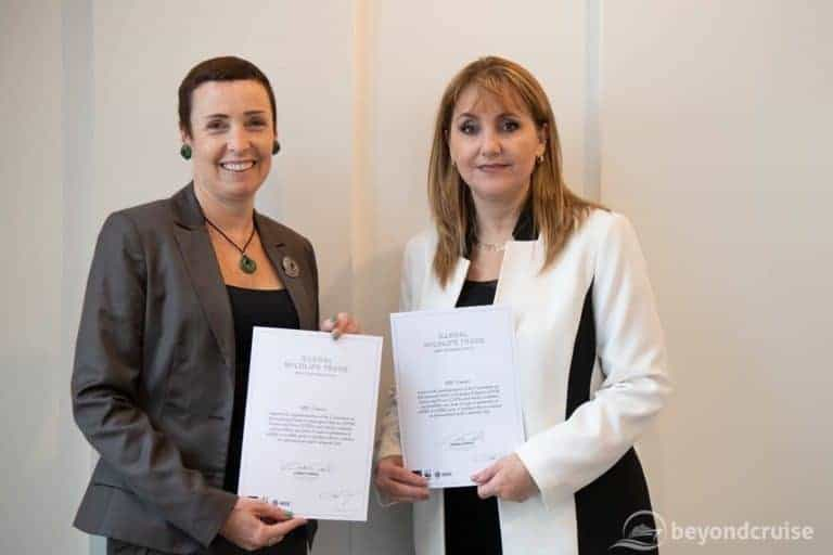 MSC Cruises Signs the Travel & Tourism Declaration on Illegal Trade in Wildlife