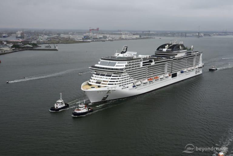 MSC Cruises Reveals Grand Launch Details of Flagship MSC Grandiosa