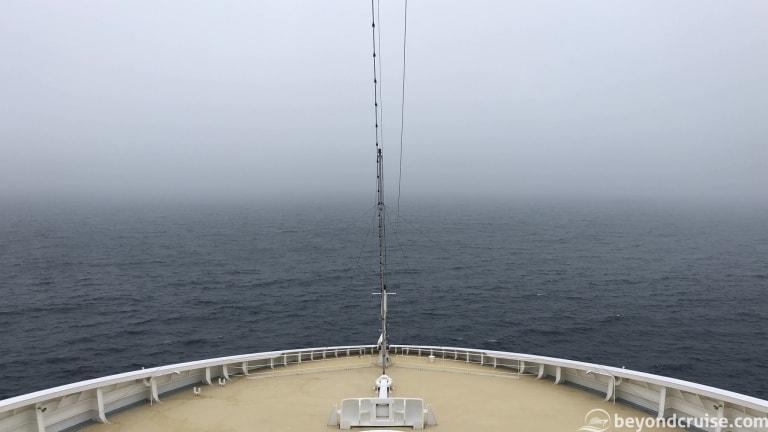 Day 8 – At Sea