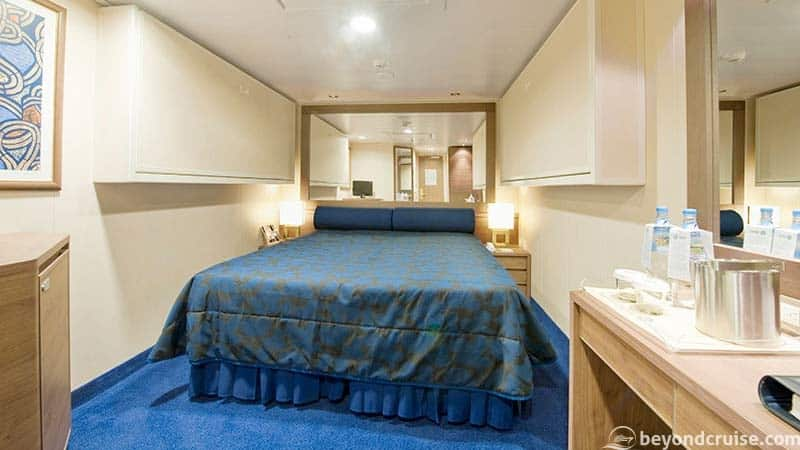 MSC Magnifica Inside cabin