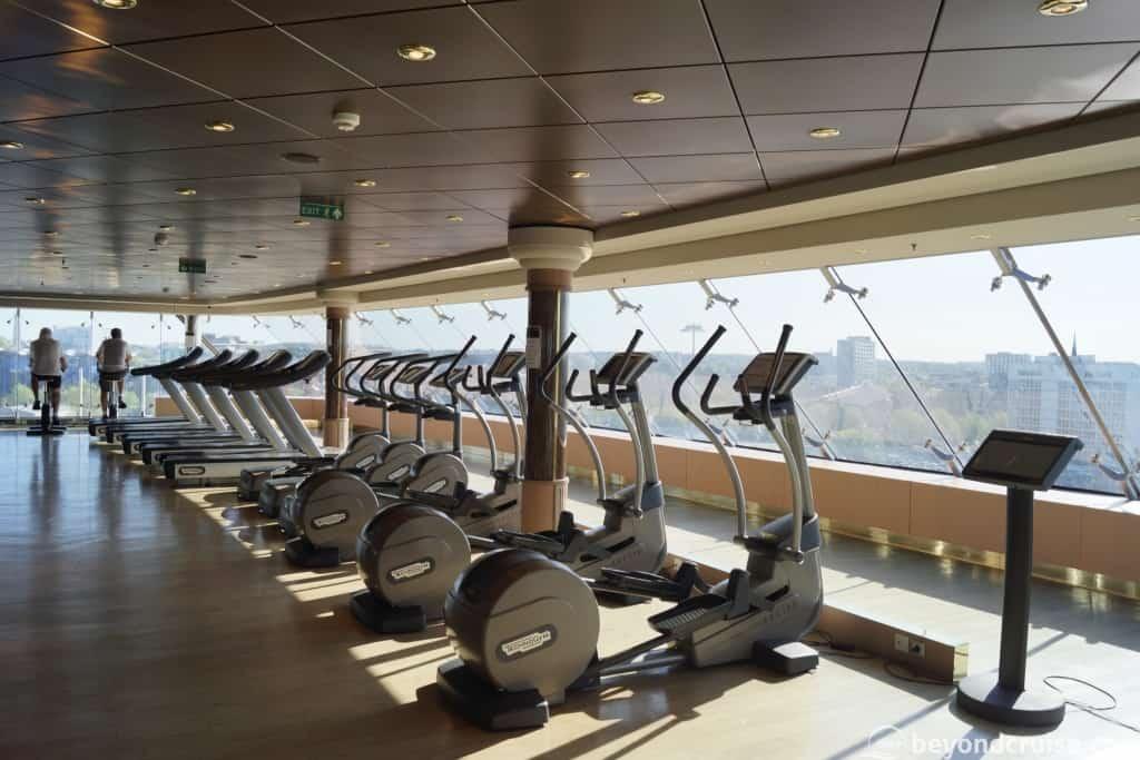 MSC Aurea Spa - Gym