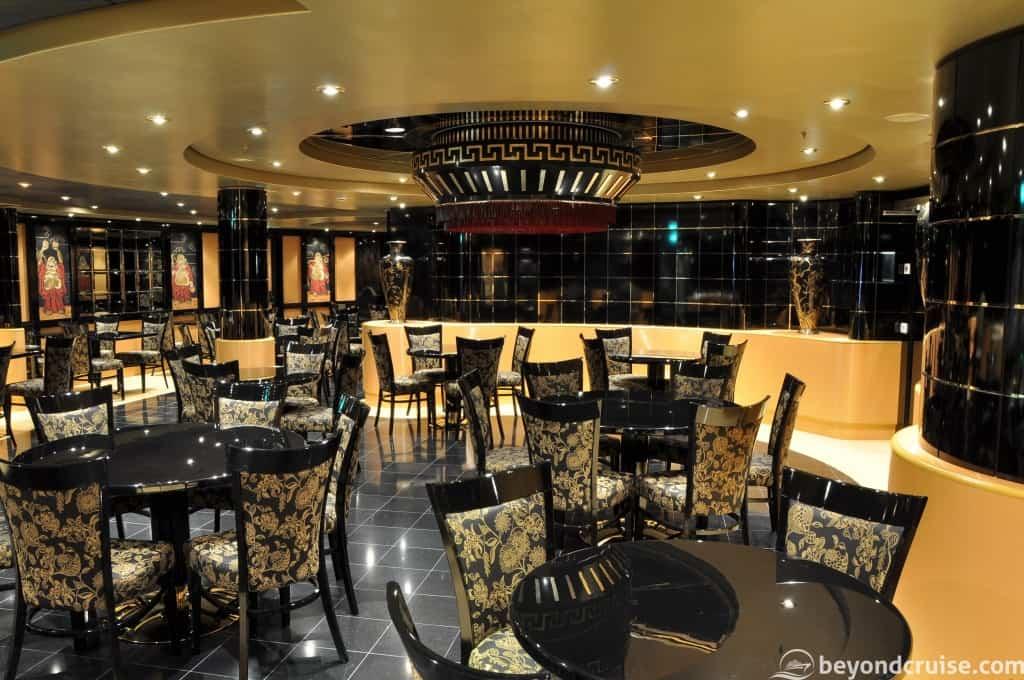 MSC Magnifica Oriental Plaza restaurant