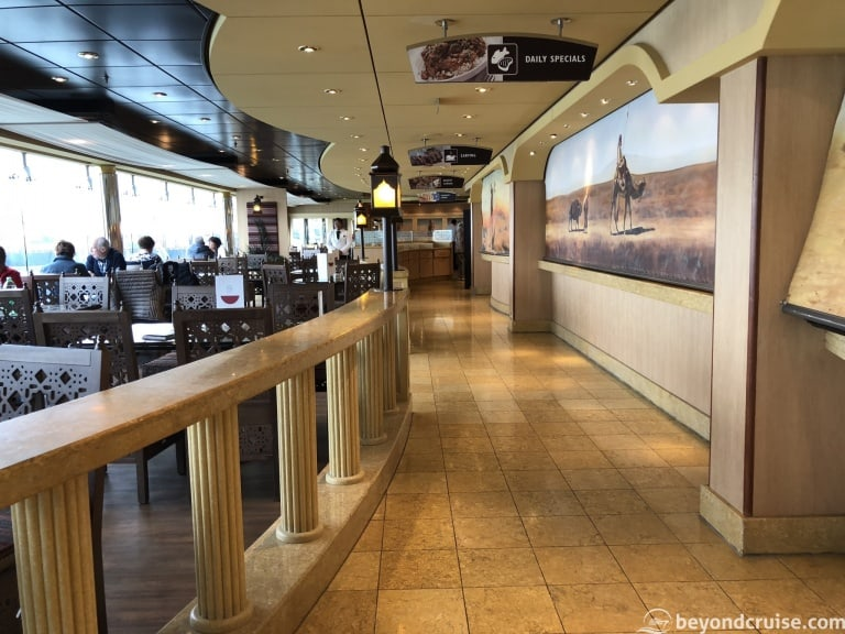Everything MSC Magnifica – Part 2 – Eat and Drink