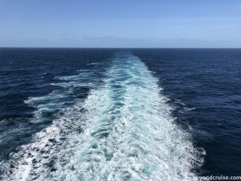 Day 3 – At Sea