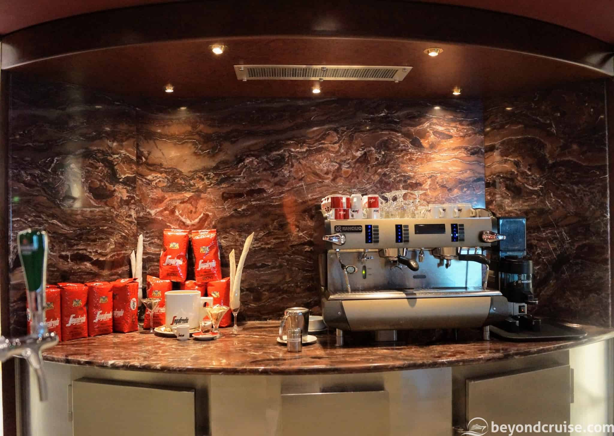 MSC Magnifica speciality coffee
