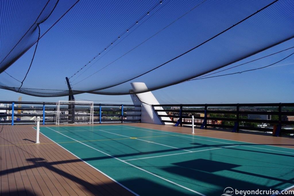 MSC Magnifica Sports Center Deck 16
