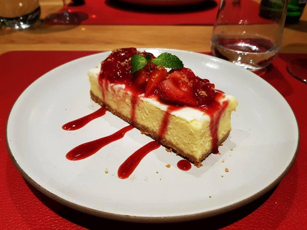 Butcher's Cut - Cheesecake