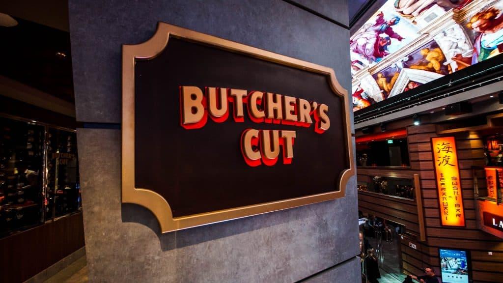 Butcher's Cut Speciality Restaurant on MSC Meraviglia