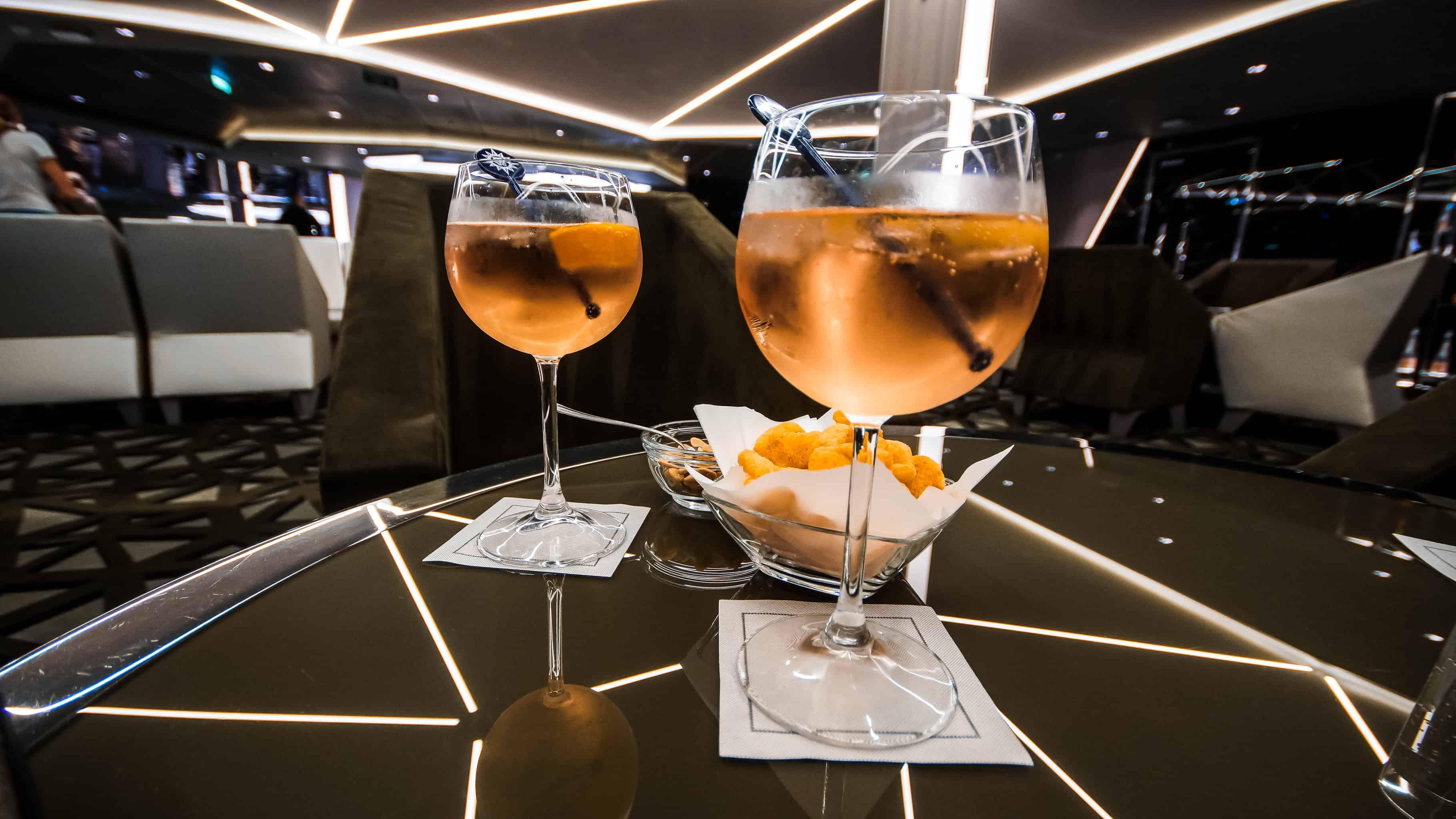 MSC Meraviglia - Rosato Mio Cocktail