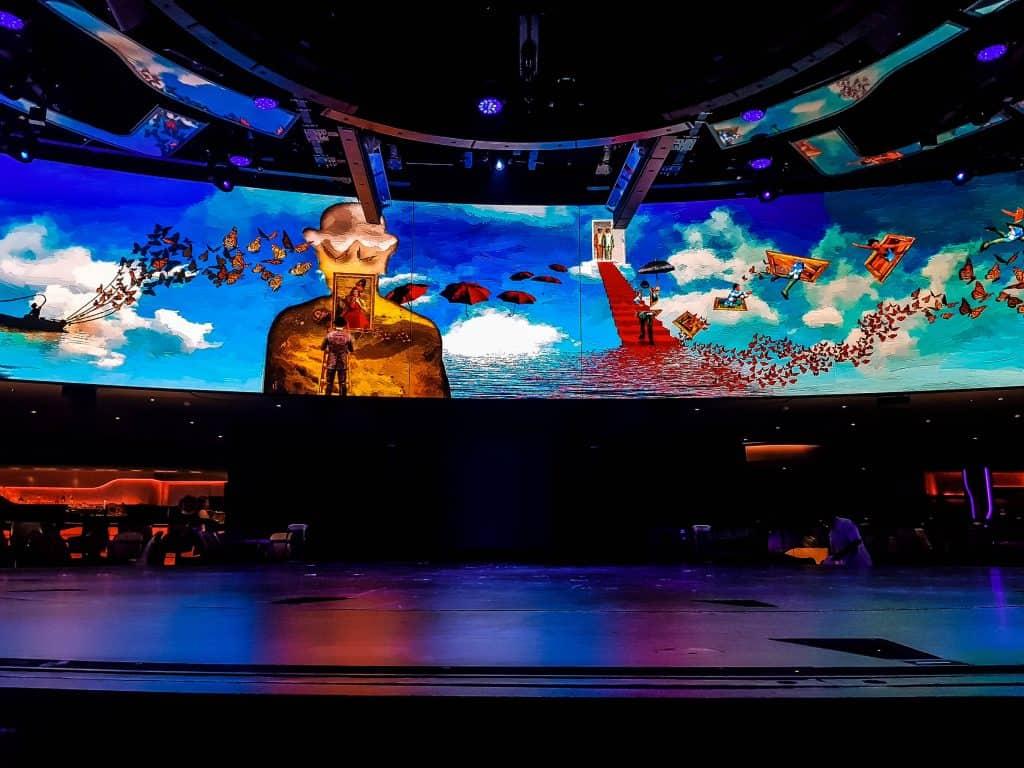 Cirque Du Soleil At Sea – Viaggio