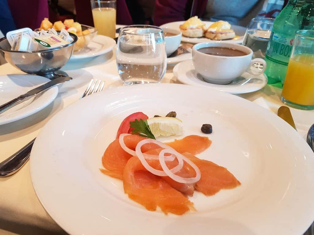 MSC Meraviglia, Waves Main Dining Room, Breakfast