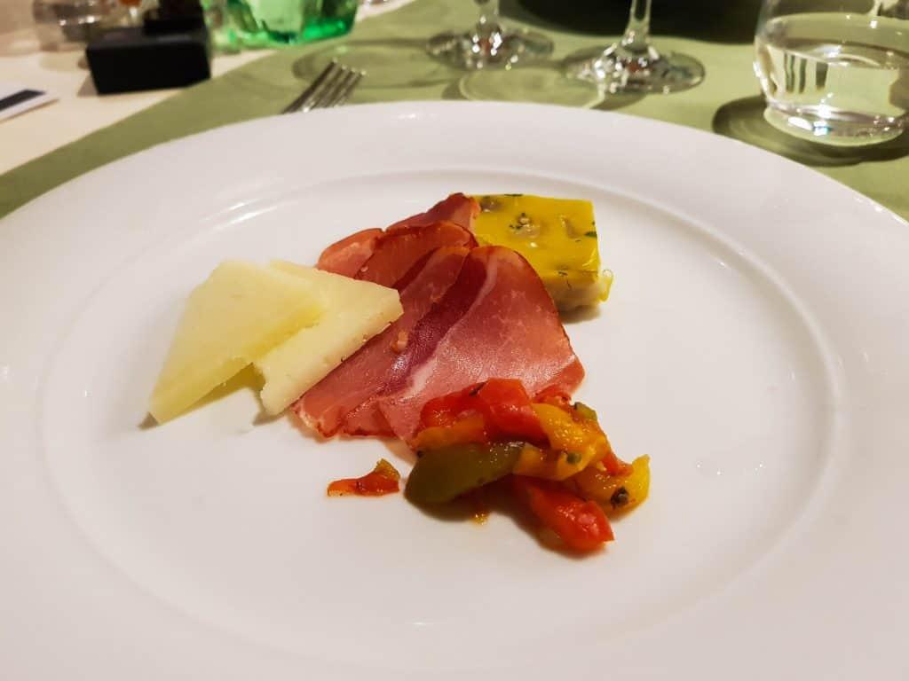 Main Dining Room Dinner – Spanish Tapas Starter