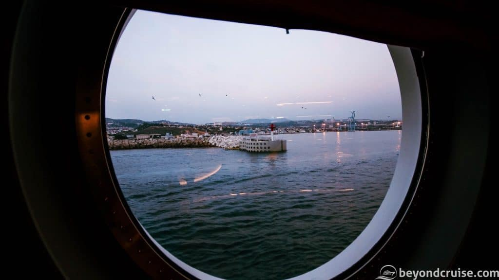 MSC Meraviglia - Set sail from Marseille