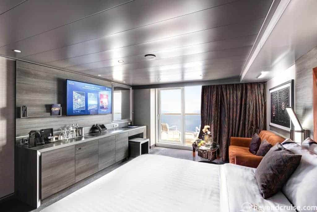 MSC Meraviglia - MSC Yacht Club Deluxe Suite