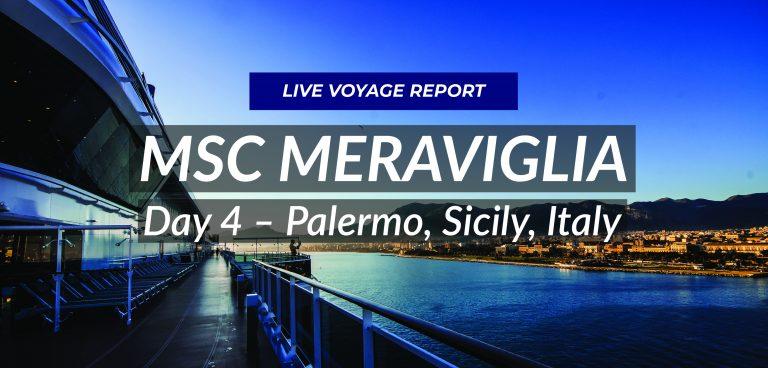 Day 4 – Palermo, Sicily