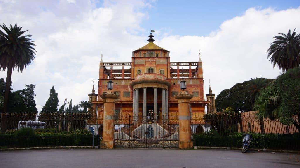 Palermo - Chinese Palace