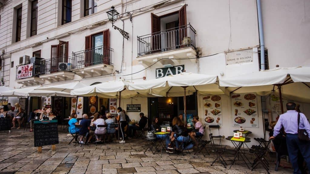 Palermo food bar