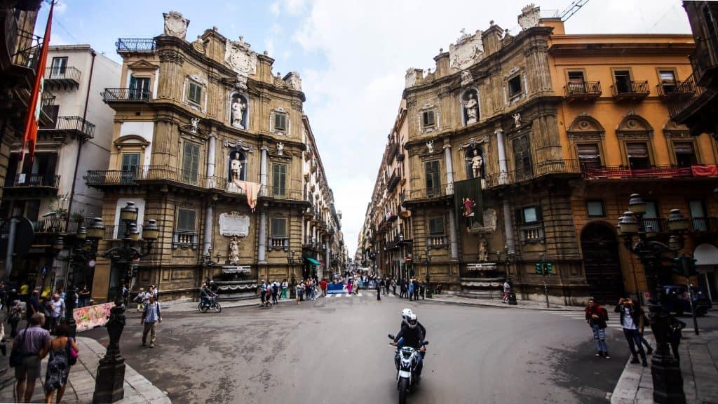 Four Seasons - Palermo