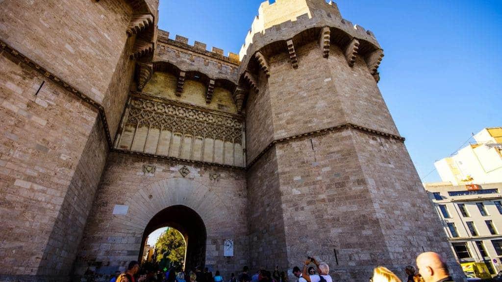 Valencia Ancient City Gates
