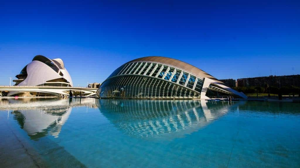 Valencia – Arts and Sciences Museums