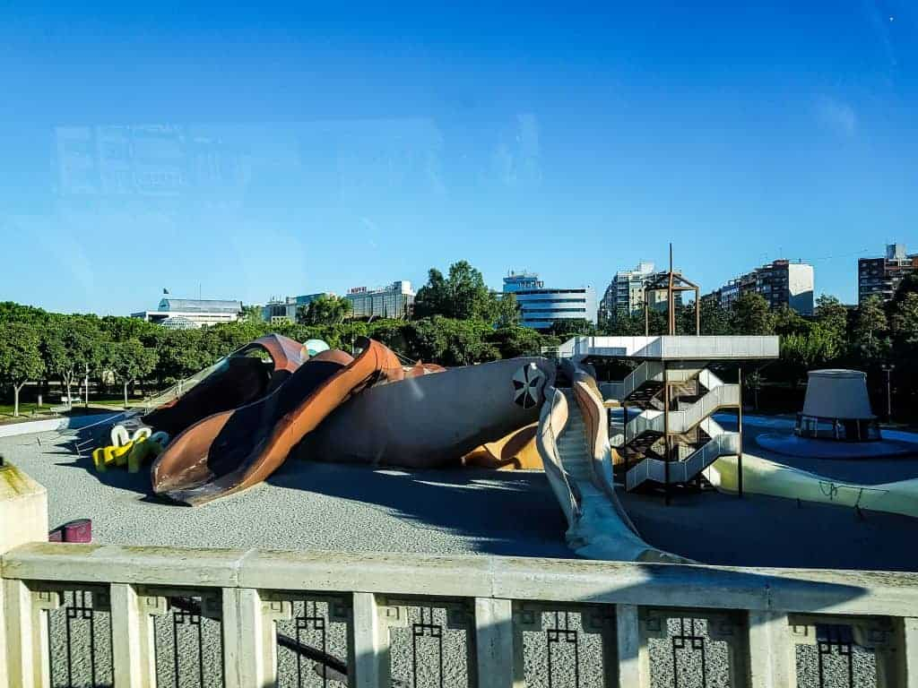 Valencia – Gulliver's Playground