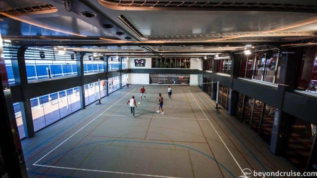 MSC Meraviglia Sportplex