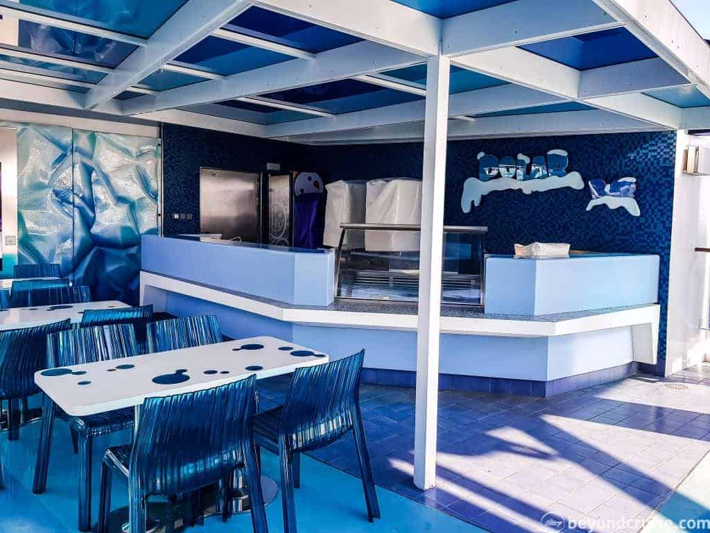 MSC Meraviglia Polar Bar