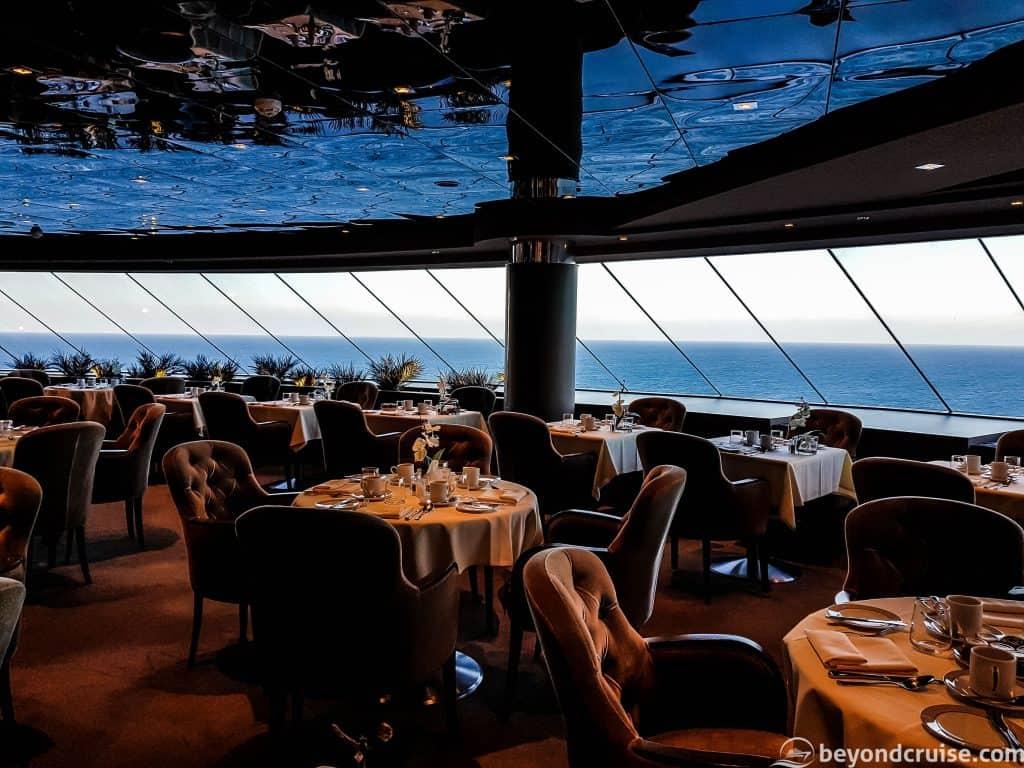 MSC Meraviglia Yacht Club Restaurant