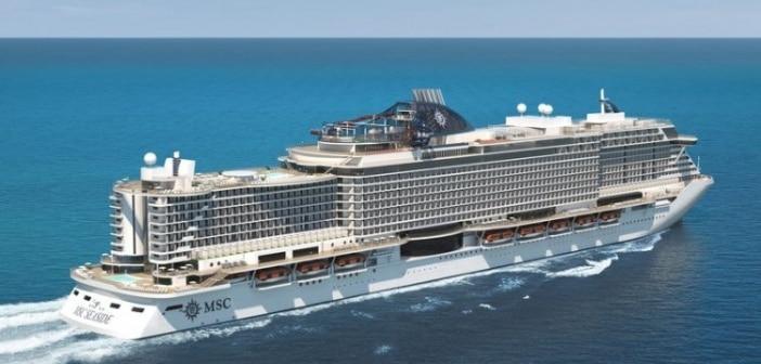 MSC Seaside class
