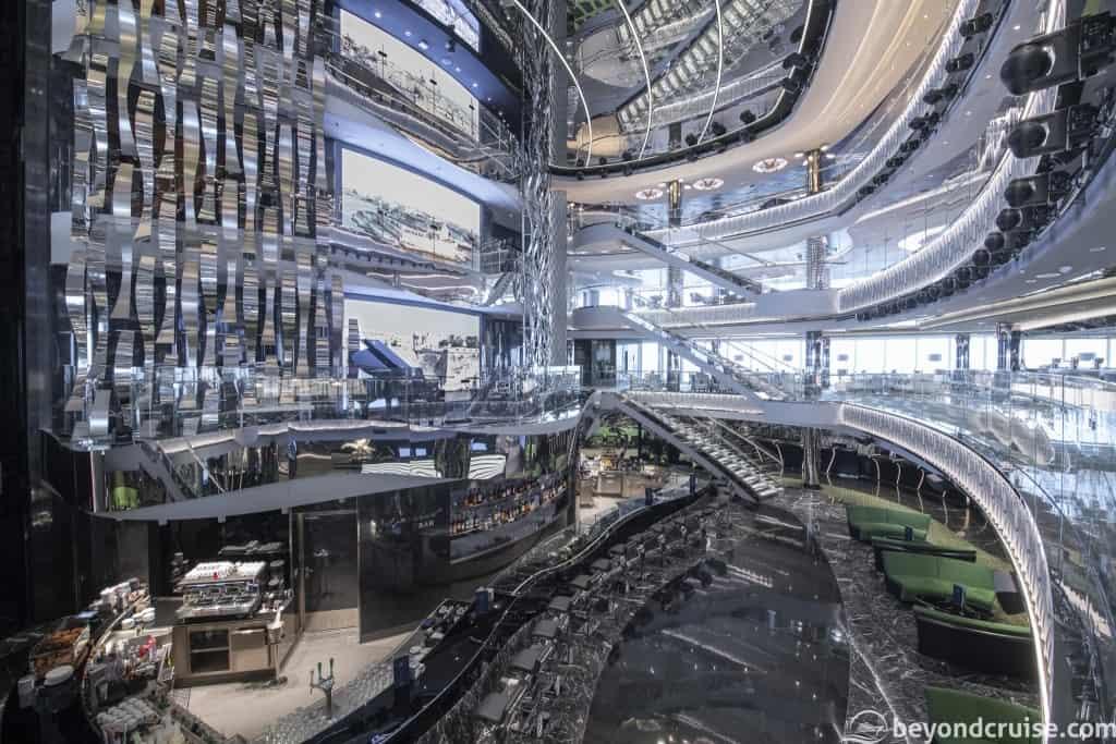 MSC Seaview Atrium