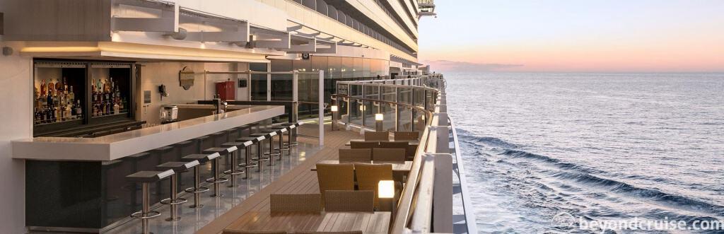 MSC Seaview Boardwalk Waterfront