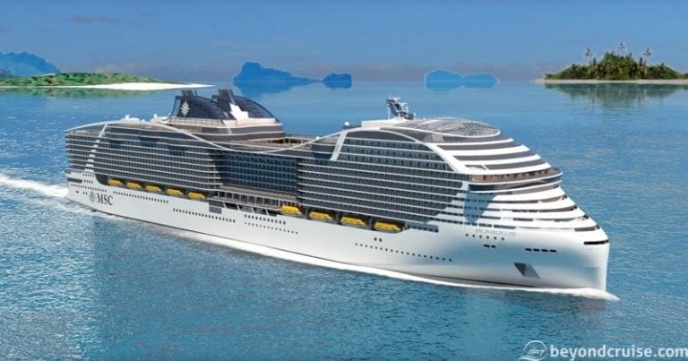 MSC Cruises Announces New Cruise Terminal at PortMiami