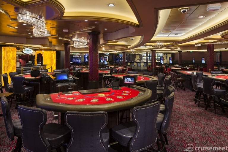 Casino Royale on Ovation of the Seas