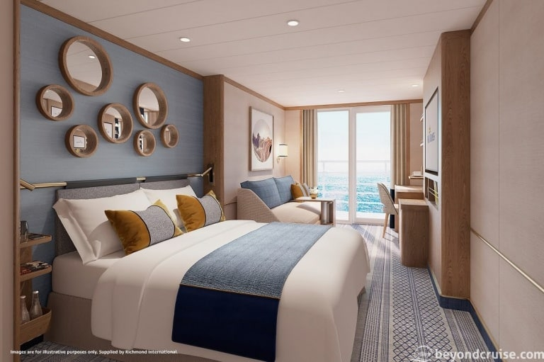 P&O Iona Introduces New Style of Accommodation