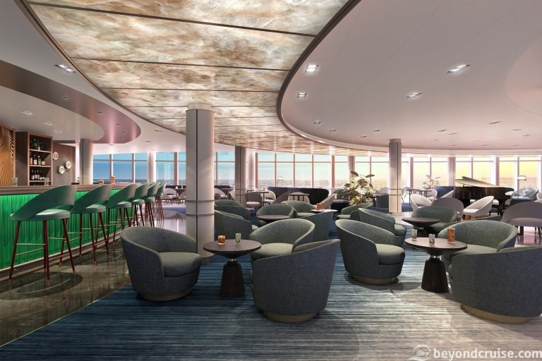 P&O Iona Exclusive First Look