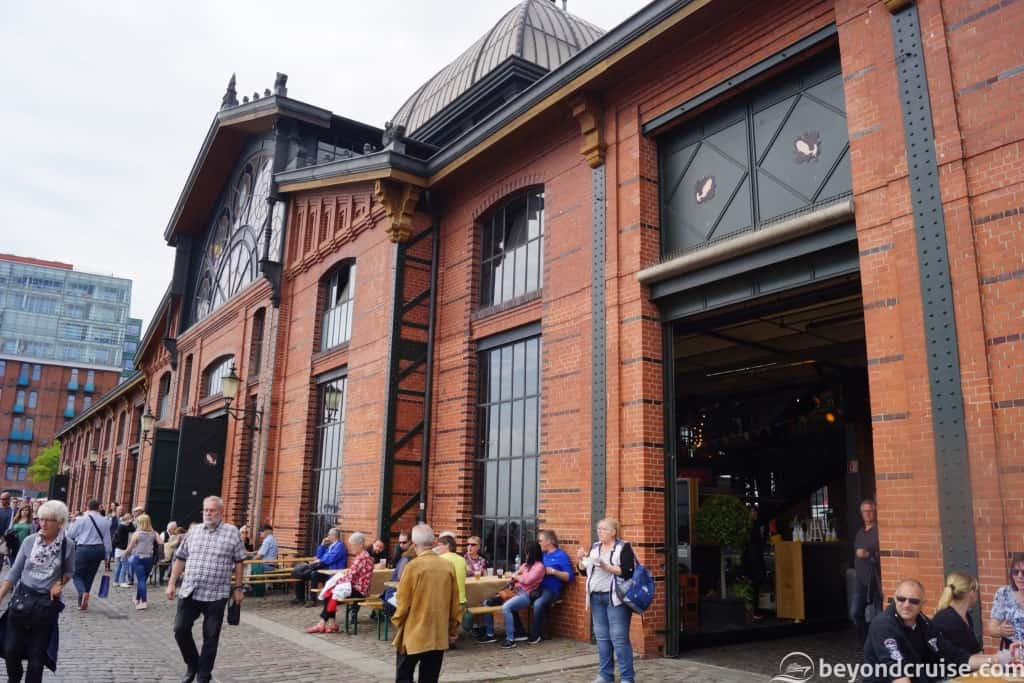 Port of Hamburg 829th Anniversary - Fischmarkt Markets