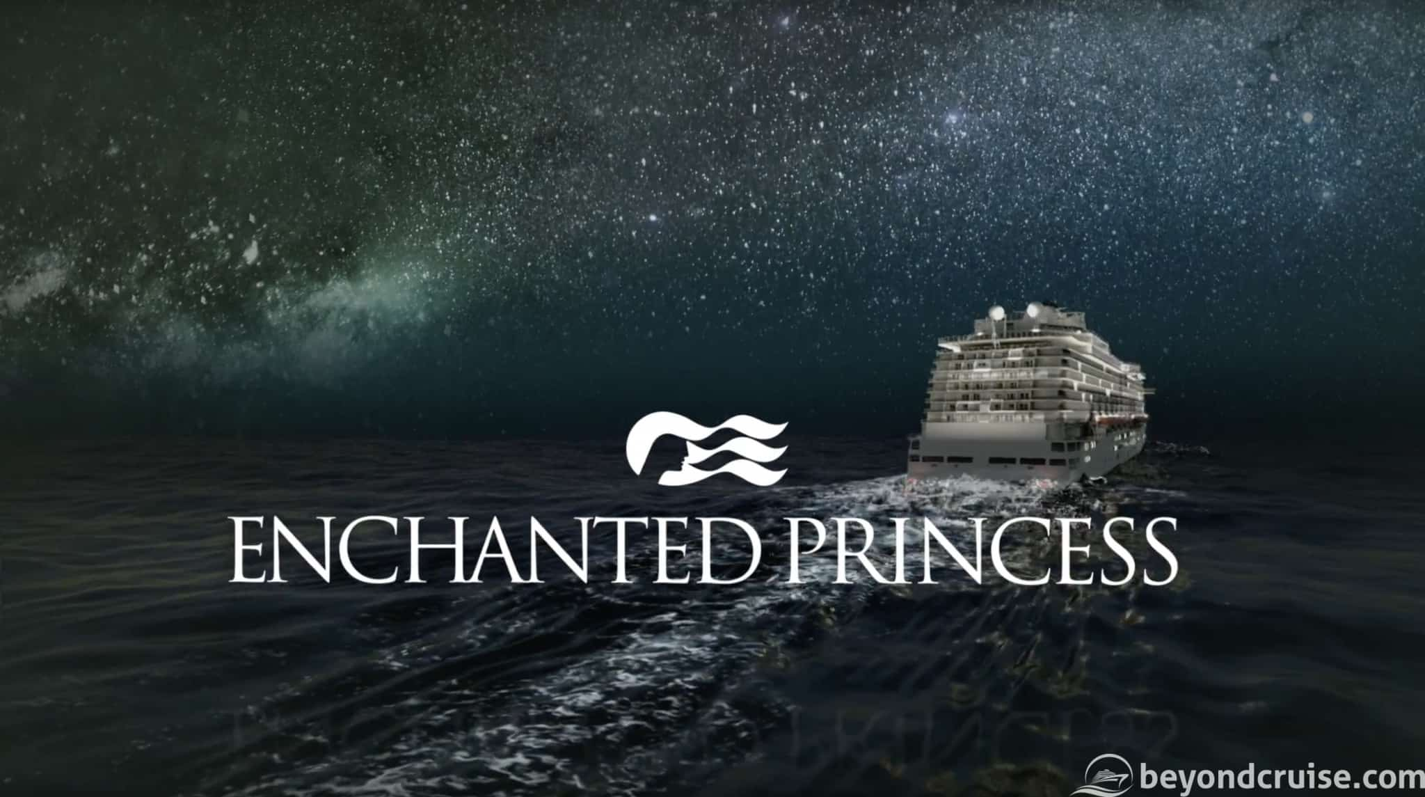 Princess Cruises' Enchanted Princess