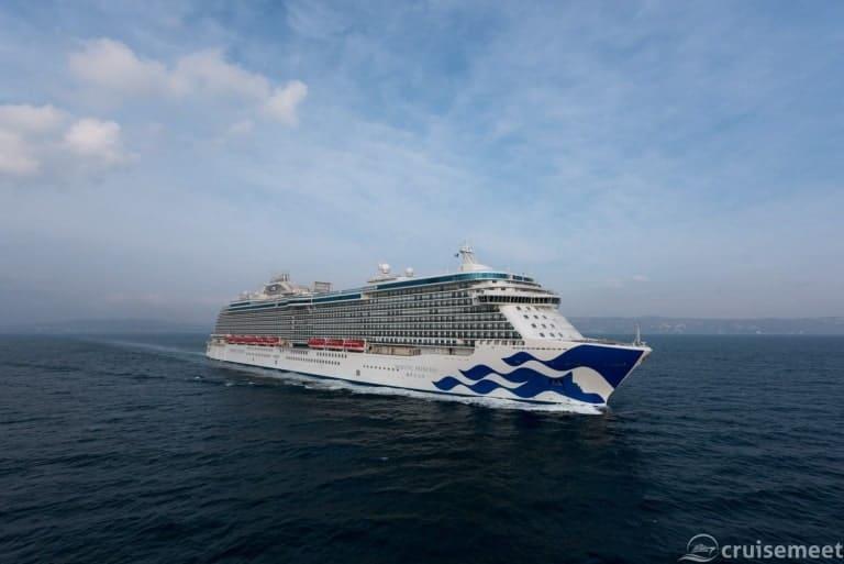 Australian Cruise Season kicks off with Majestic Princess Arrival