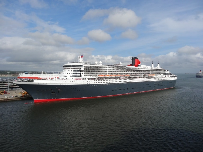 Cunard World Voyage 2017: Queen Mary 2 itinerary